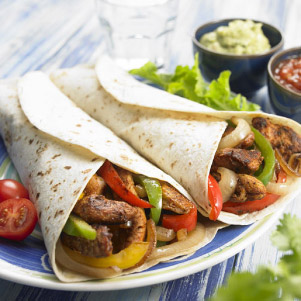 Tortillas, Wraps And Pittas