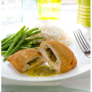Kiev And Cordon Bleu