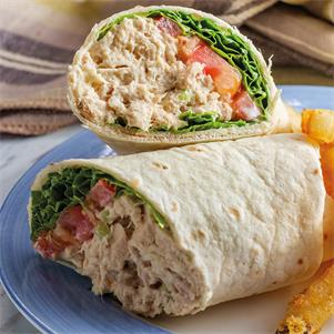 Tuna Mayonnaise Filling