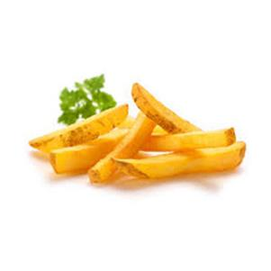 Skin-On Coated Fries 10Mm(Ovenable)
