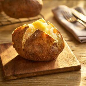 Fully Baked  Jacket Potatoes 280-340g (Ovenable)