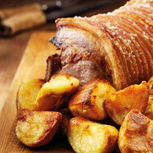 Farmers Roast Potatoes Skin- on 2.5KG (Ovenable)