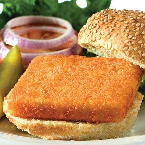 Breaded Cod Portions (100g each)