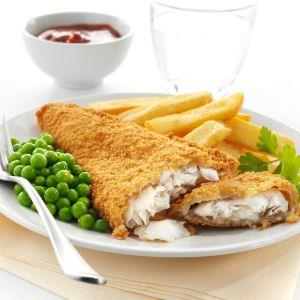 Breaded Haddock Fillets (110-140g each)