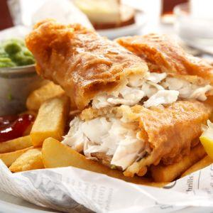 Battered Haddock Fillets (110-140g each)