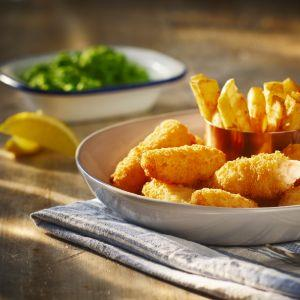 Wholetail Breaded Scampi Ovenbake