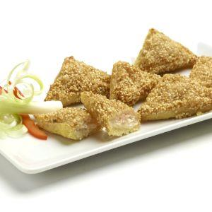 Sesame Prawn Toast (15g each)