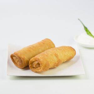 Curried Vegetable and Chicken Spring Rolls (90g each)