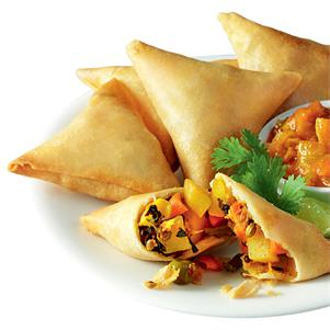 Vegetable Samosa (70g)