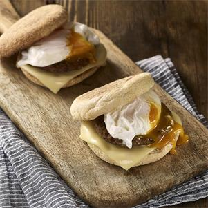 Quorn Sausage Patties (42g each)