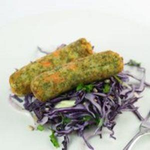 Vegetable Sausage (56g each)