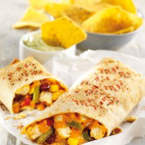 Mexican Tortilla Wrap