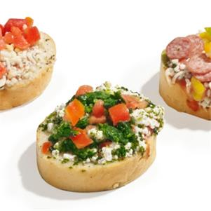 Mini Bruschetta Selection (38g)