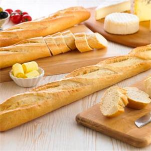 White Large Baguette