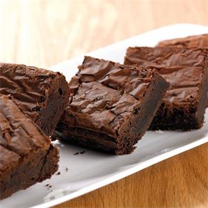 GF Chocolate Brownie Traybake
