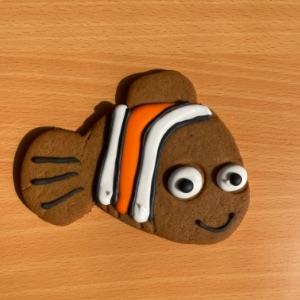 Clownfish Gingerbread