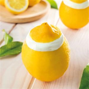 Lemon Sorbet in Lemon Skin 120 ml