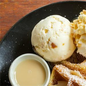 Honeycomb Heaven Ice Cream